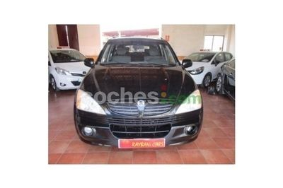 Ssangyong Kyron 200Xdi Limited - 5.900 € - coches.com