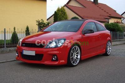 Opel Astra GTC 1.9CDTi Sport - 10.000 € - coches.com