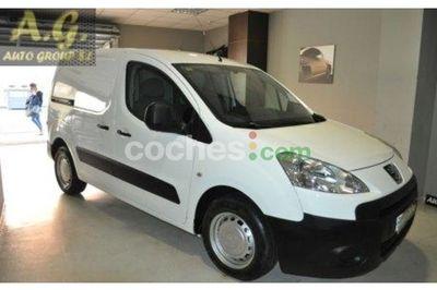 Peugeot Partner Furgón 1.6HDI Confort L1 75 - 3.690 € - coches.com