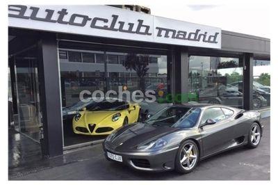 Ferrari F360 Modena - 63.500 € - coches.com