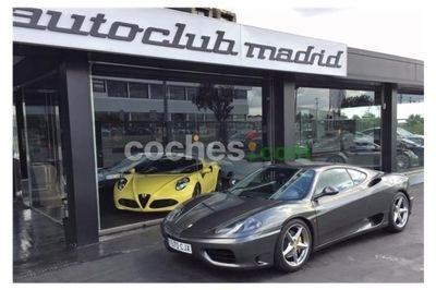 Ferrari 360 F Modena 2 p. en Madrid