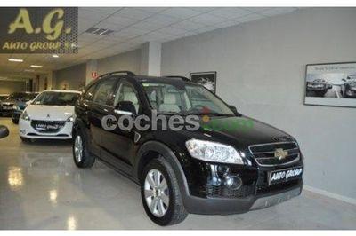 Chevrolet Captiva 2.0vcdi Ltx Aut. 5 p. en Castellon