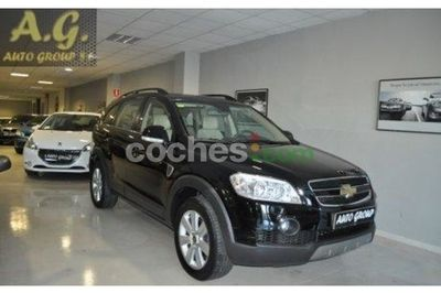 Chevrolet Captiva 2.0VCDi LTX Aut. - 7.990 € - coches.com