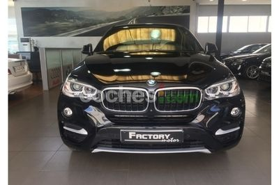 Bmw X6 xDrive 30dA - 52.900 € - coches.com