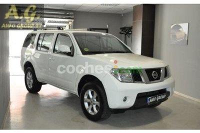 Nissan Pathfinder 2.5dCi LE - 7.990 € - coches.com