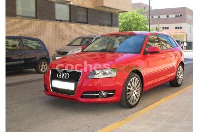 Audi A3 Sportback 2.0tdi Ambiente 5 p. en Valencia