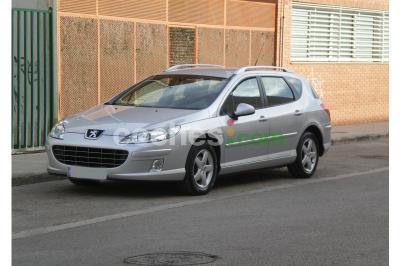 Peugeot 407 SW 1.6HDI Business Line - 7.482 € - coches.com