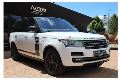 Land Rover Range Rover 5.0 V8 Vogue Aut. 5 p. en Madrid