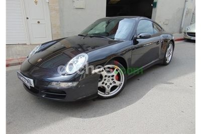 Porsche 911 Carrera 4S Targa - 38.500 € - coches.com