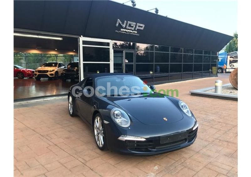 Foto del PORSCHE 911 Carrera S Cabriolet PDK