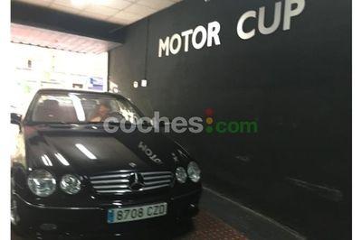 Mercedes Clase Cl Cl 55 K Amg Aut. 2 p. en Madrid