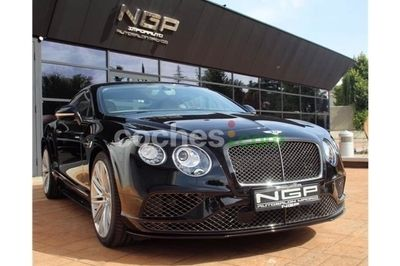 Bentley Continental W12 GT Speed 635 - 155.000 € - coches.com