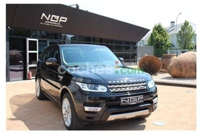 Land Rover Range Rover Sport 3.0SDV6 AB Dynamic Aut. - 48.293 € - coches.com