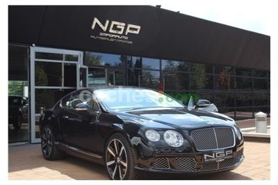 Bentley Continental W12 GT - 109.576 € - coches.com