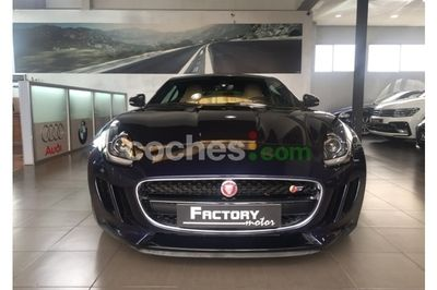 Jaguar F-Type Coupé 3.0 V6 S Aut. 380 - 64.900 € - coches.com