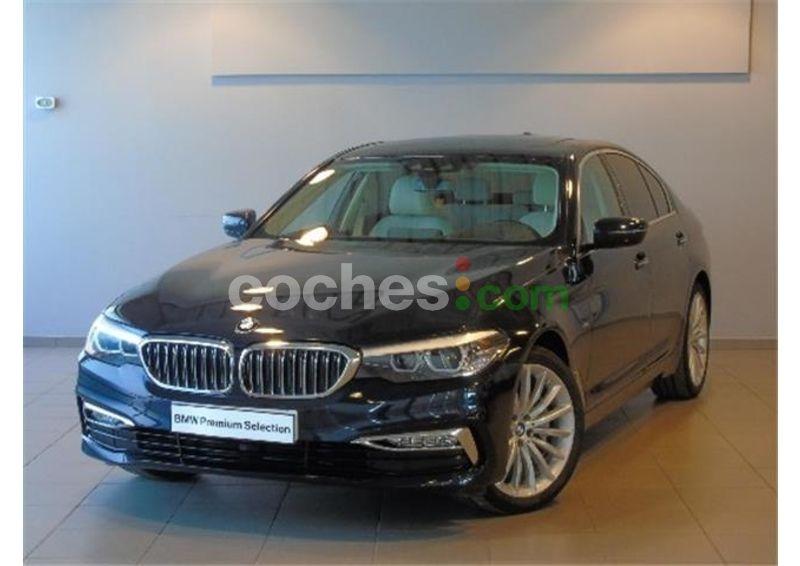 Foto del BMW Serie 5 530dA