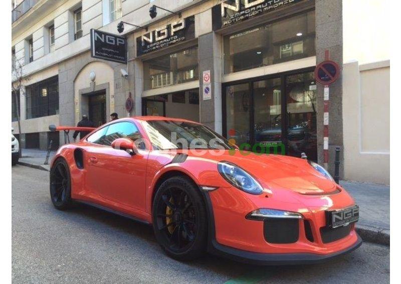Foto del PORSCHE 911 GT3 RS PDK