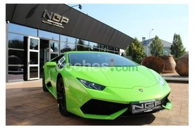 Lamborghini Huracán LP 610-4 5.2 V10 - 219.610 € - coches.com