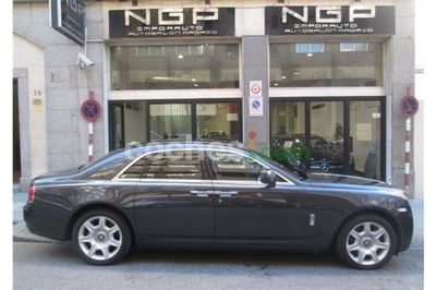 Rolls Royce Ghost 6.6 V12 - 169.000 € - coches.com