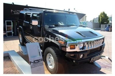Hummer H2 6.0 V8 SUT - 23.900 € - coches.com