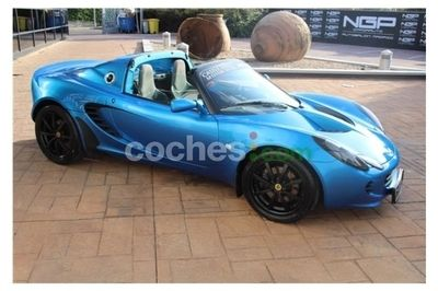 Lotus Elise 1.8 Sports Tourer - 24.900 € - coches.com