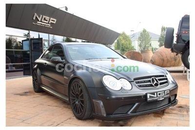 Mercedes CLK 63 AMG Aut. - 85.510 € - coches.com