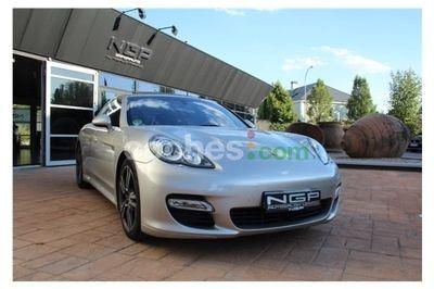 Porsche Panamera Turbo Aut. 5 p. en Madrid