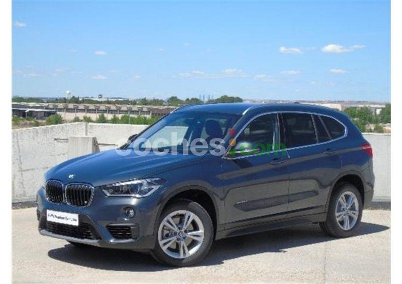 Foto del BMW X1 sDrive 18d