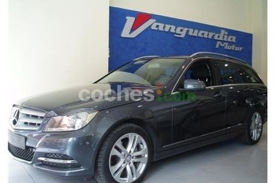Mercedes C Estate 200CDI BE Edition Avantgarde - 14.900 € - coches.com