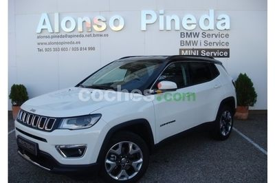 Jeep Compass 2.0 Mjt Limited 4x4 AD 140 - 28.900 € - coches.com