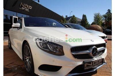 Mercedes S Coupé 500 4M Aut. - 89.500 € - coches.com