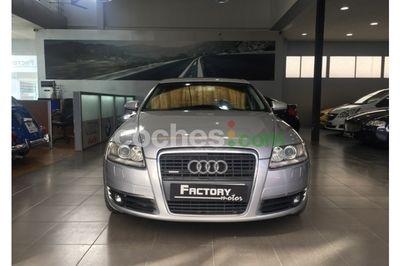 Audi A6 3.0tdi Quattro Tiptronic 4 p. en Madrid