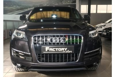 Audi Q7 3.0tdi Ambition Tiptronic 5 p. en Madrid