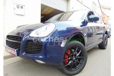 Porsche Cayenne 4.5 Turbo Aut. - 21.500 € - coches.com