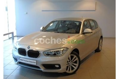 Bmw 118dA - 22.900 € - coches.com