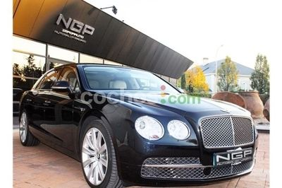 Bentley Flying Spur Mulliner 625 - 99.900 € - coches.com