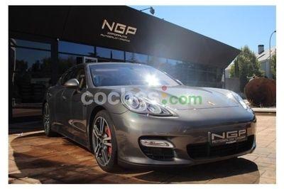 Porsche Panamera Turbo Aut. - 58.900 € - coches.com