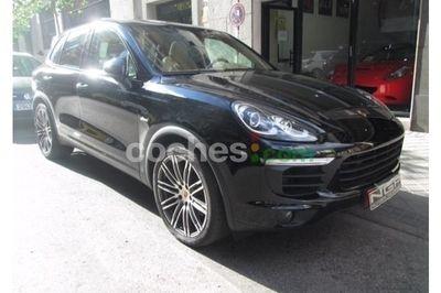 Porsche Cayenne Diesel Aut. 5 p. en Madrid