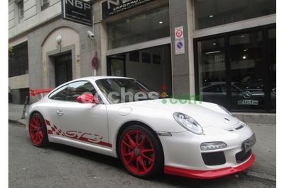 Porsche 911 GT3 RS - 109.000 € - coches.com