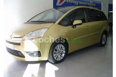 Citroen C4 Grand Picasso 2.0hdi Exclusive Cas 5 p. en Alicante