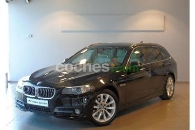 Bmw 520dA Touring - 36.400 € - coches.com