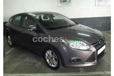 Ford Focus 1.0 Ecoboost Auto-S&S Trend - 7.900 € - coches.com