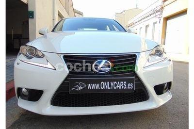 Lexus IS 300h Hybrid Drive Navi Tecno - 23.500 € - coches.com