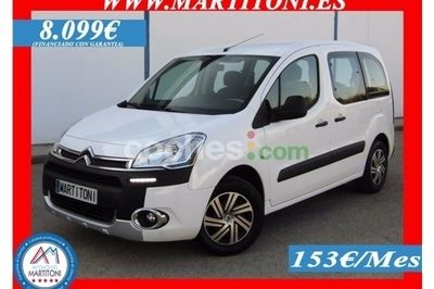 Citroen Berlingo Multispace 1.6HDi Tonic 75 - 9.800 € - coches.com