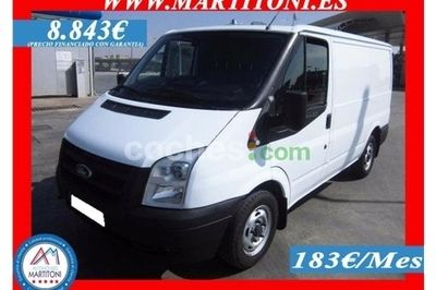 Ford FT 250S Van 100 - 10.700 € - coches.com