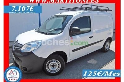 Renault Kangoo Fg. 1.5dCi Profesional Gen5 55kW - 8.600 € - coches.com