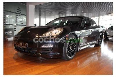 Porsche Panamera Diesel Aut. - 49.999 € - coches.com