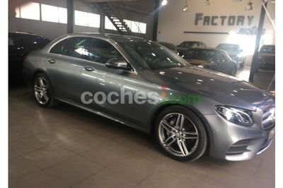 Mercedes E 220 BT Avantgarde 9G-Tronic - 39.900 € - coches.com
