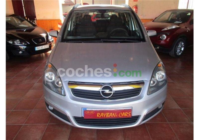Opel Zafira Diesel De Segunda Mano En Murcia 2832217 Visite Nuestra