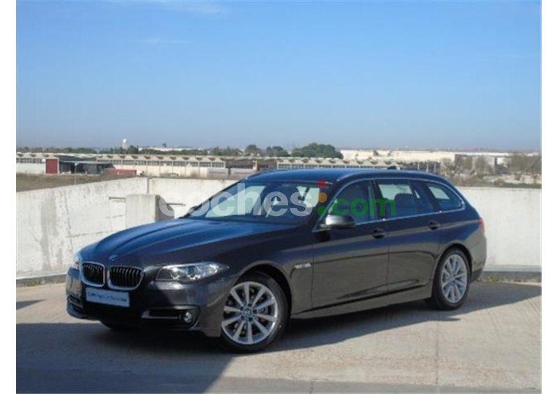 Foto del BMW Serie 5 520dA Touring